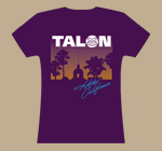 Ladies Deep Purple Hotel California T-Shirt