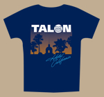 Unisex Navy Hotel California T-Shirt
