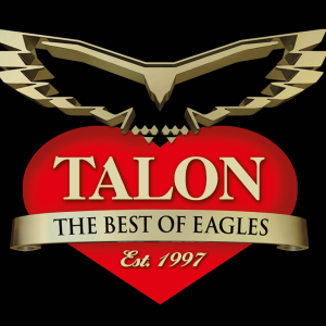 Talon red heart