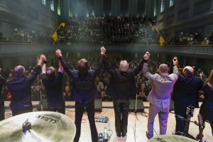 Talon performs at the Town Hall, Birmingham, United Kingdom Picture Date: 26 January, 2013