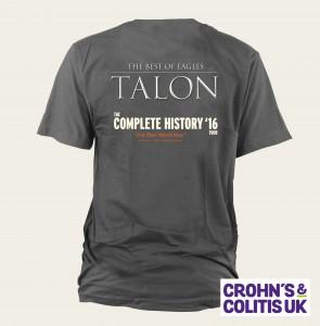 Talon T-Shirt 2016 - mens - back